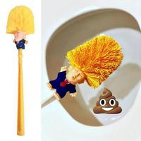 Trump Toilet Brush Donald Trump, Original Trump Toilet Brush, Make Toilet Great Again, Commander in Crap
