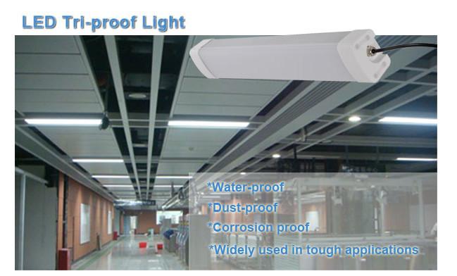 Banq New Design Ip67 Led Lighting Fixture 600mm Tri-proof Light ...