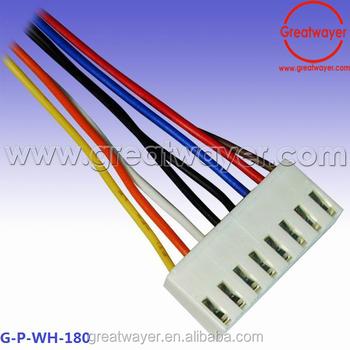Ul1332 Teflon Wire 8pin Molex 2510 Connector Wire Harness - Buy ...