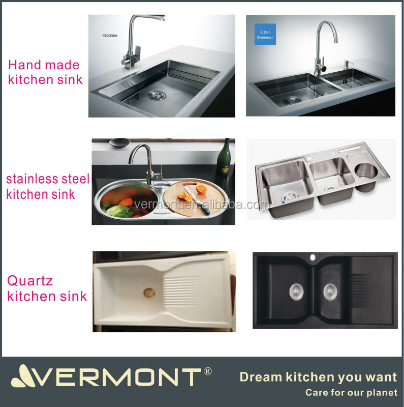 China factory price modular waterproof kitchen cupboard