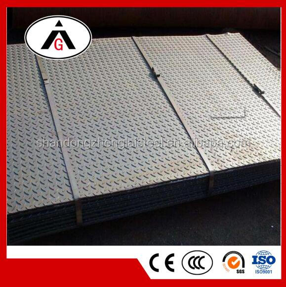 China Wholesale Custom Tear Drop Steel Chequered Steel Coils