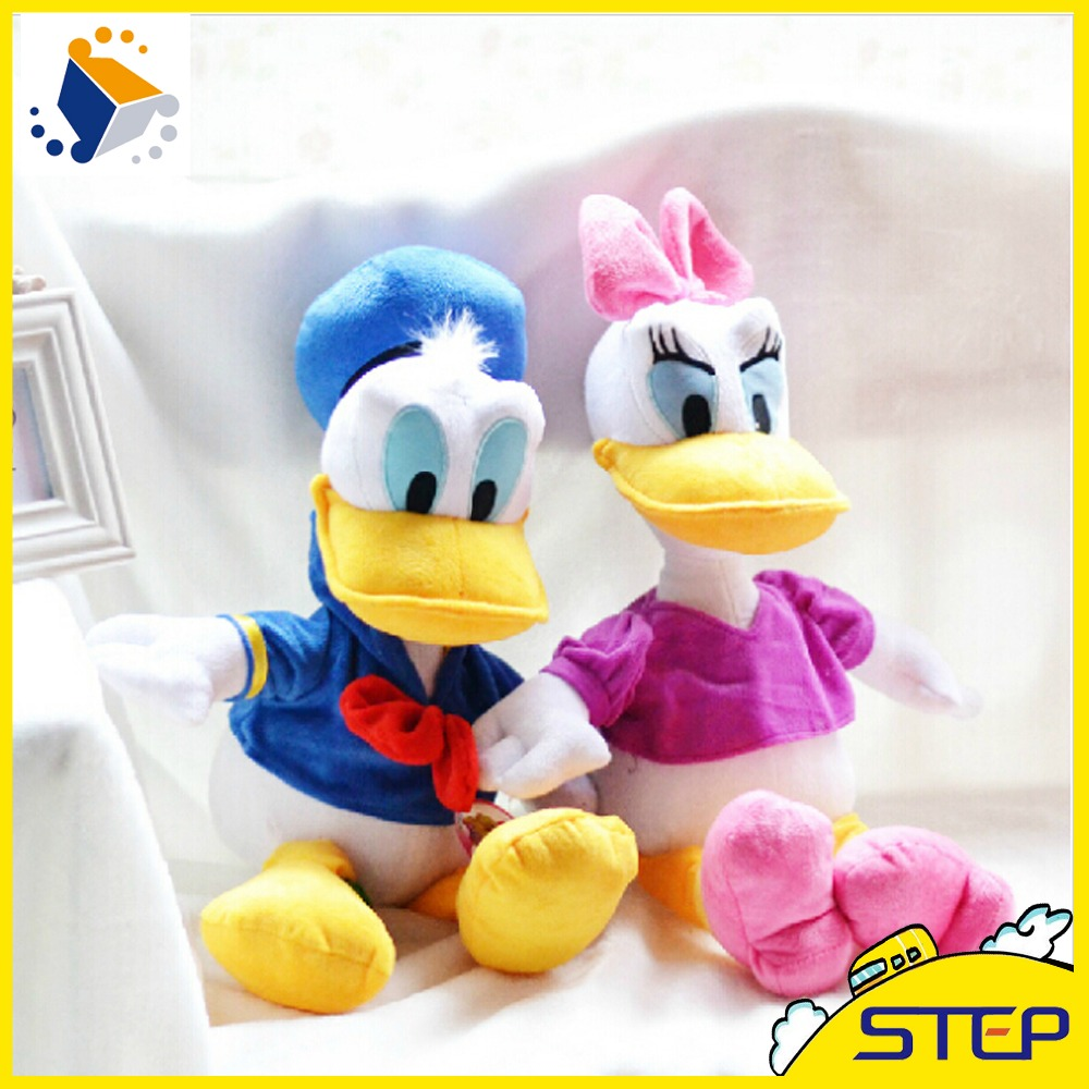 2016 ICTI Factory OEM Custom Stuffed Plush Blue Duck Baby Toy Gifts for Kids ST164256