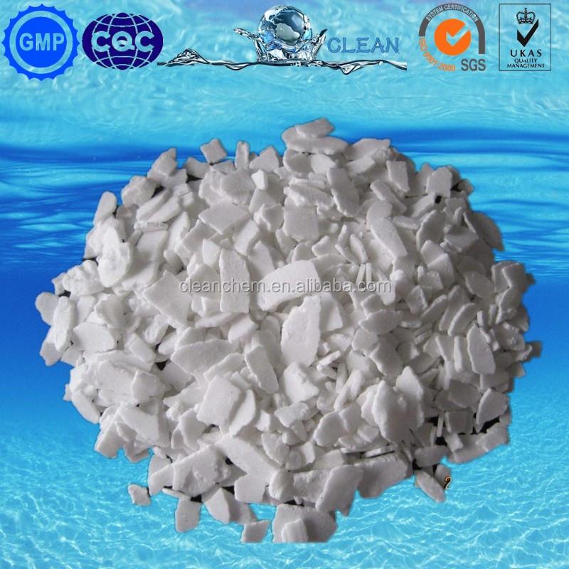 l 39 utilisation de chlorure de calcium pour piscine chlorure