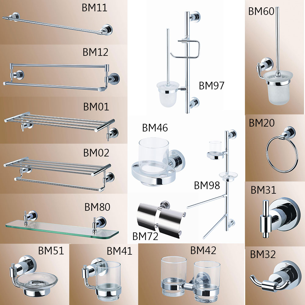 China bathroom accessories set with price wholesale 🇨🇳 - Alibaba