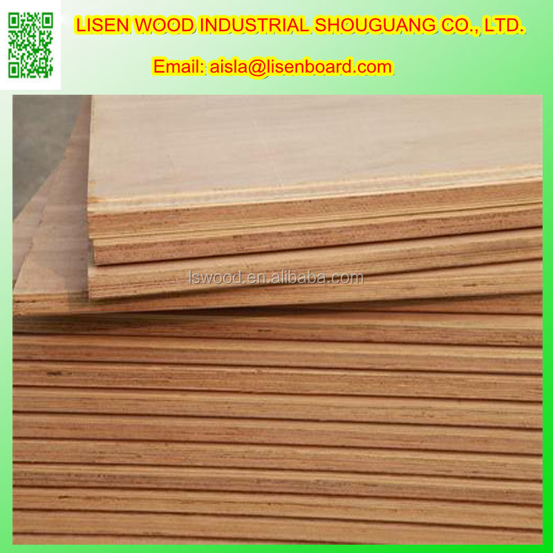 Apitong 28mm Multi Ply Wood Flooring for Container/28mm Container Marine Wood Floor