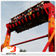 China Supplier Fun attractions for the park top spin rides used amusement park rides