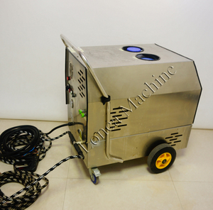 18kw 20bar high quality Electric high pressure water jet car washing machine systems