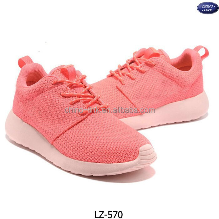 China supplier colorful bulk wholesale running shoes female shoes