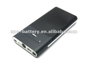 external laptop battery charger case for tablet pc notebook netbook cameras iPhone iPod iPad Nokia HTC Ecrisson Macbook pro/air