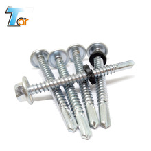 self drilling screws made in China with different type of head self-drill screw