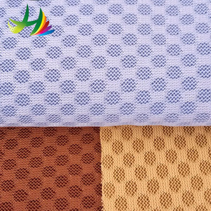 factory direct sales fabrics textiles polyester mesh recycled