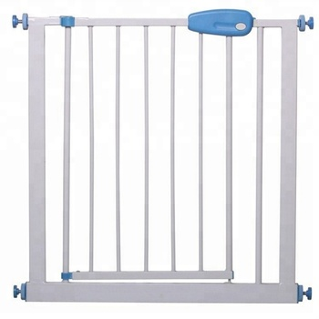 Wall Gate Prevent Wall Damage Pressure Mounted Baby Safety Gates