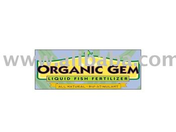 Organic Gem Liquid Fish Fertilizer