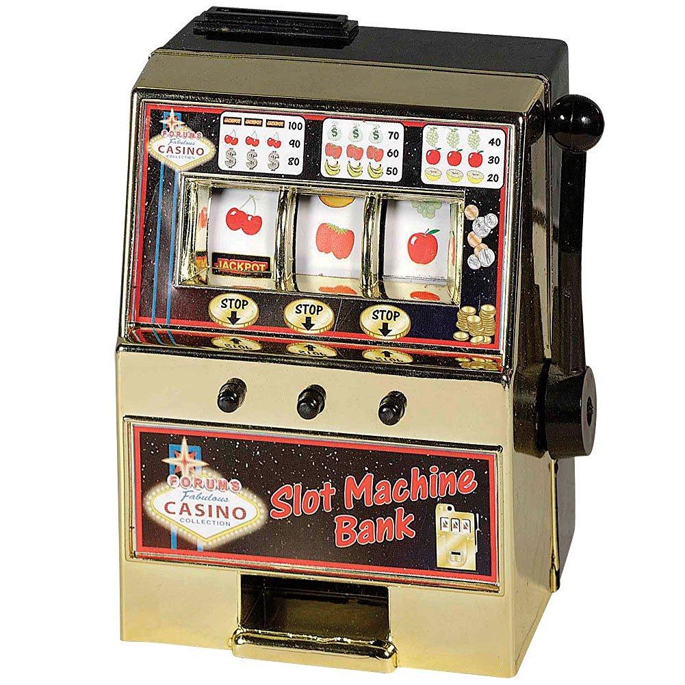 Mini slot machine lego