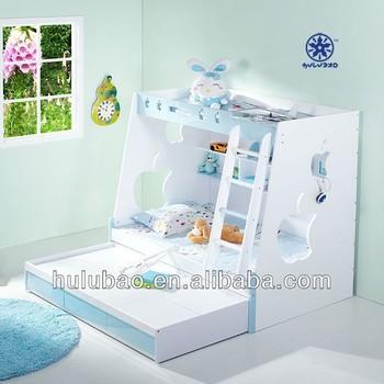 Heißer Verkauf Hochwertiger Und Dreifach Etagenbetten Für Kinder  Kindermöbel Etagenbett Für Junge/Mädchen B301