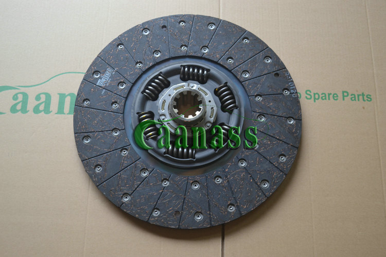 auto volvo man truck twin double transmissionclutch plate