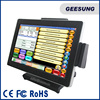 Geesung 17 Inch Android Tablet All In One PC Touch Screen For Restaurant