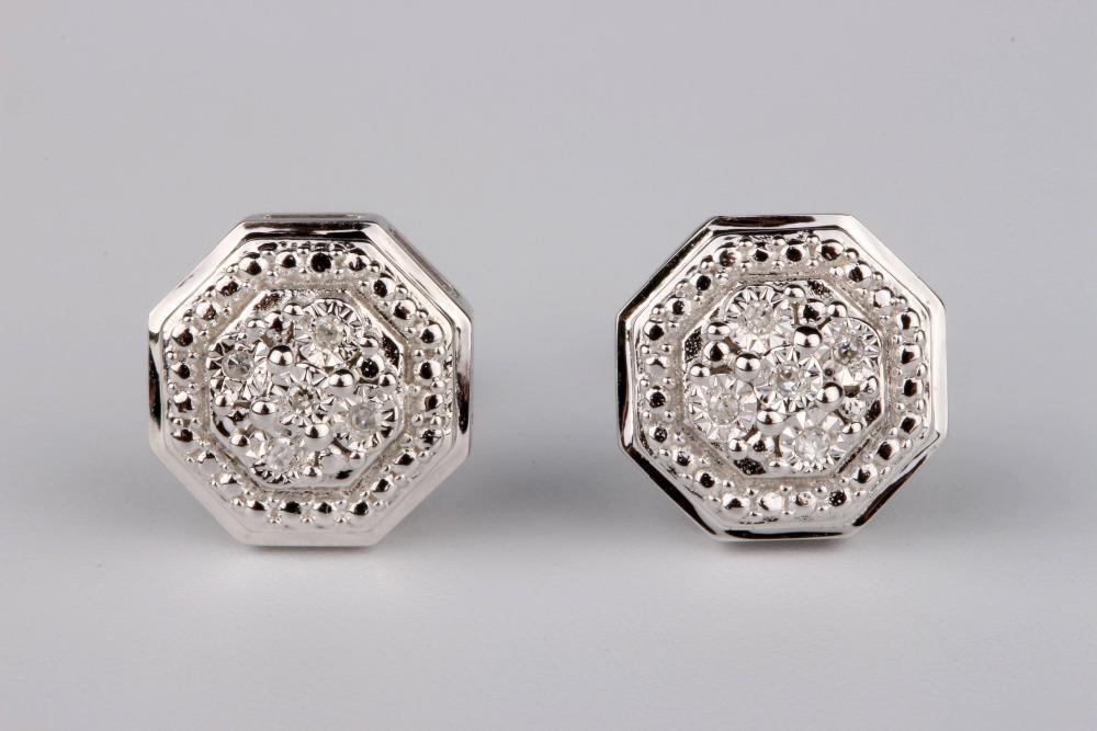 Whole Custom Mens Earring Tanishq Diamond Earrings
