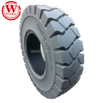 Flat Free 12 Inch Solid Rubber Tires Off Road Solid Tires 3 00 15