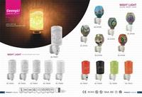 Led Night Light Sensor Plug Lamp Holder Manufacturing Machine ...