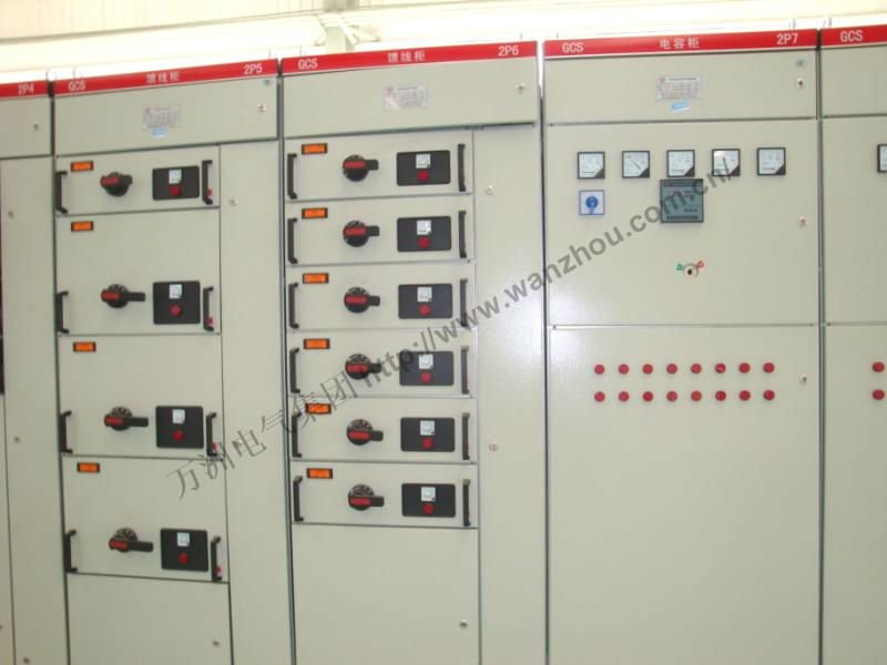 Abb 6.6kv Insulated Metal Clad Electrical Motor Control Panels ...