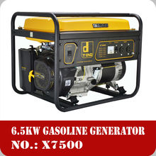 Home use portable 6kw natural gas generator for sale