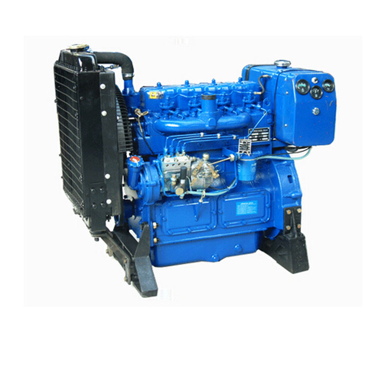 High Performance 2-cylinder 4 stroke diesel engine for ...