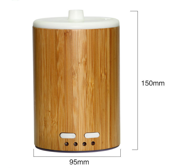 Bamboo Lite Mist Aromatherapy Essential Oil Diffuser