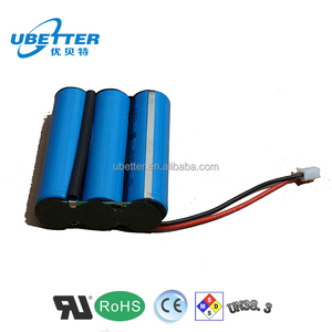 18650 lithium ion battery 12v/12v lithium ion battery pack/ 18650 / CE certification /BIS approved