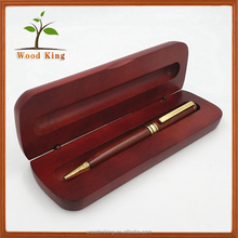 Hot Products 2017 Pen Boxed Set Series Custom Logo Packaging Box Wood Ball Pen