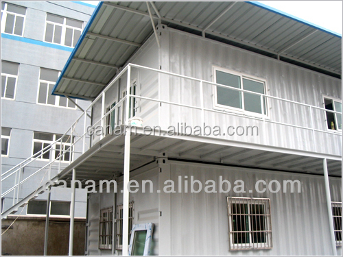 CANAM-flat pack modular durable single wide mobile home manufacturer