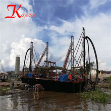 River Pontoon Dredger, River Pontoon Dredger Suppliers and