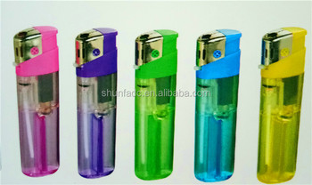 China Factory Refill Butane Reusable Cigarette Lighter - Buy