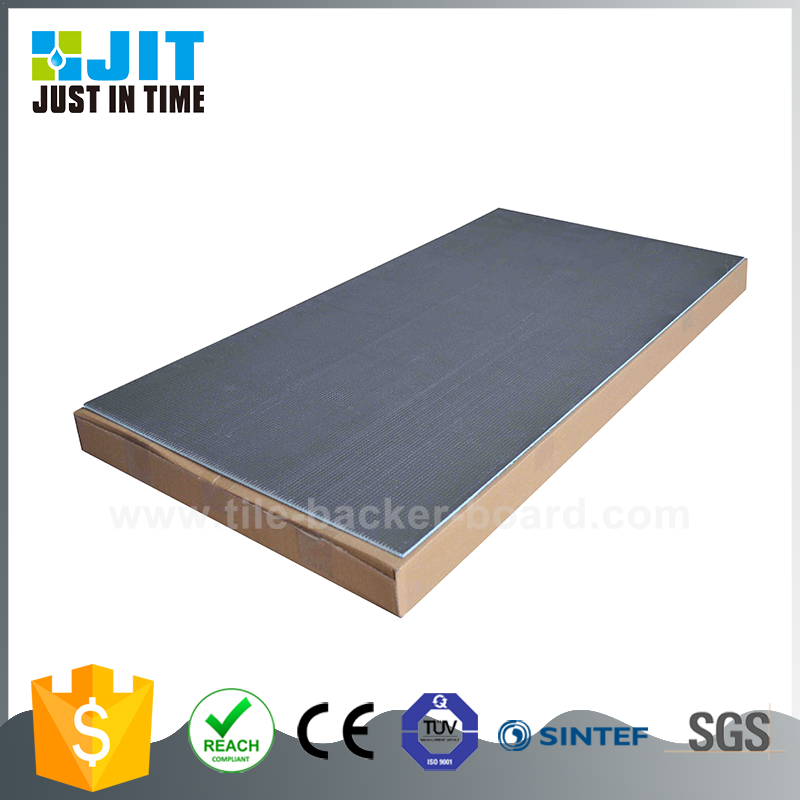 High density foam ceramic tile backer board