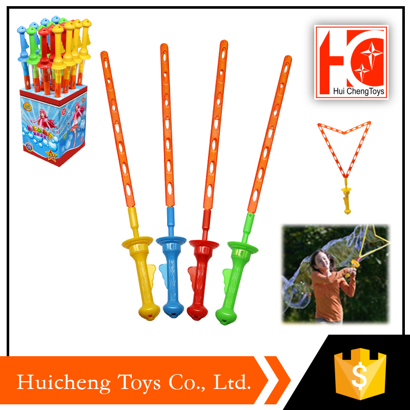 2017 alibaba china outdoor game soap bubble stick toys for children