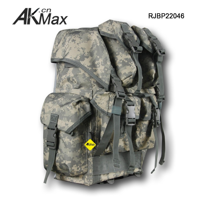 US Military Backpack Simple ALICE Pack Small Size Digital Grey Camo