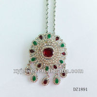 New design silver jade pendant china jewelry wholesale maori pendant