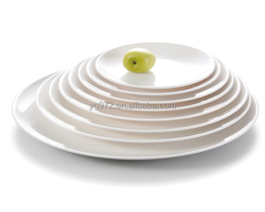 hotel plates all size melamine