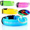 2017 New Products Pet Led Flashing Dog Collar For Pet Manufactures
