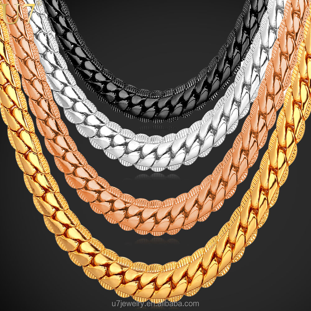18k Chain Rose Gold Wholesale Rose Gold Suppliers Alibaba