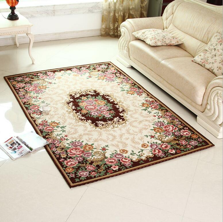 Unikea Classical Rugs And Carpets For Home Living Room Large Size