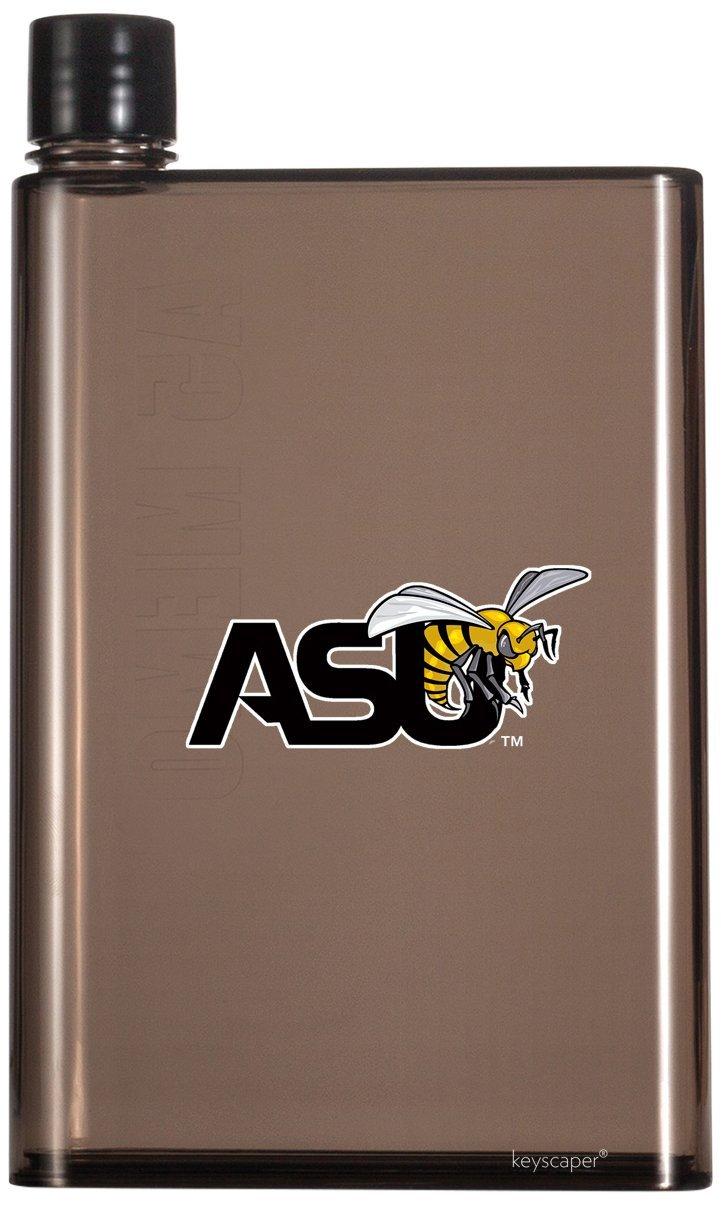 Keyscaper KBA5SM-ALSU-INSGNA Flat Water Bottle Drinkware, Logo