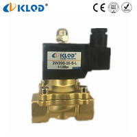 3/4 Inch Size Water Latching Solenoid Valve