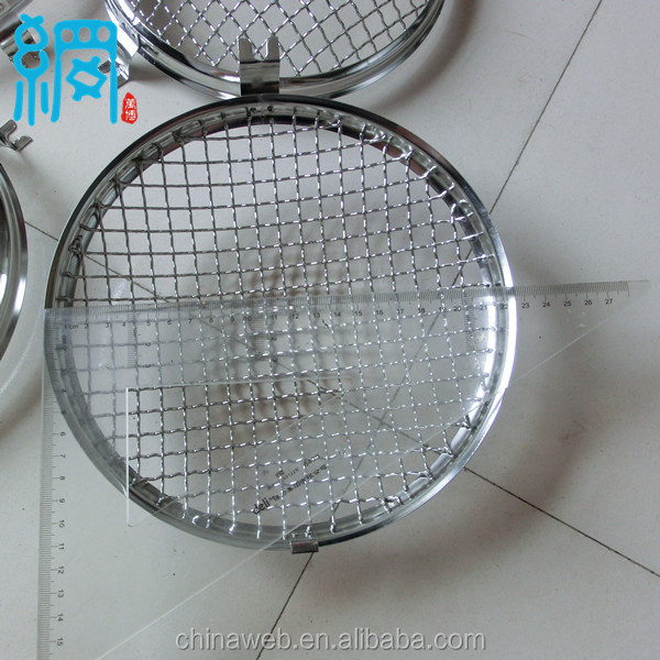 DRIVING LIGHT WIRE MESH COVERS