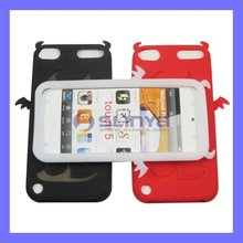 Fashion Cover For Touch5 Ghost Silicone Case for Touch 5G