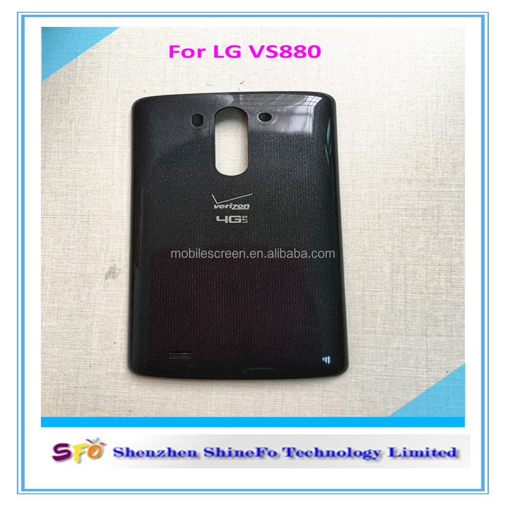 Longfeng For LG VS880 Housing Assembly , Back Cover For LG VS880 , For LG VS880 Battery Cover