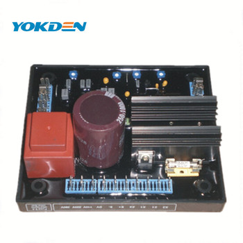Excitation System Diesel Generator Design Regulator Stabilizer Voltage Stabilizer AVR R438
