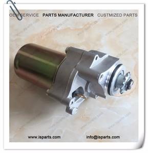 12T 110cc engine starter motor parts for ATV