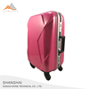 Smart And Modern Aluminum Frame Travel Trolley Luggage