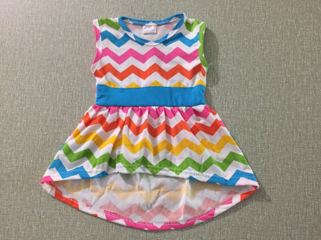 2017 Hot Sell Custom Design Baby Clothes Ruffled Pants Toddler Girl